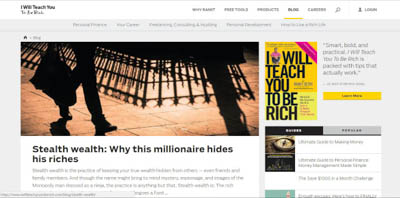 Follow Friday – I Will Teach You To Be Rich