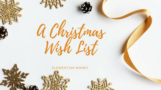 A Christmas Wish List