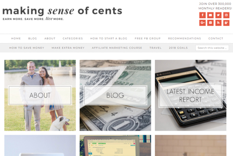 Follow Friday – Making Sense of Cents