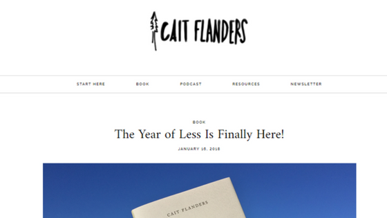Follow Friday – Cait Flanders