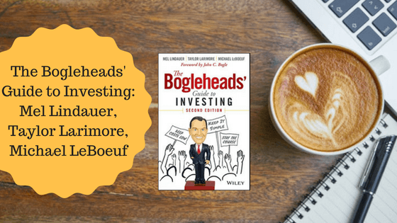 Book Club – The Bogleheads Guide To Investing