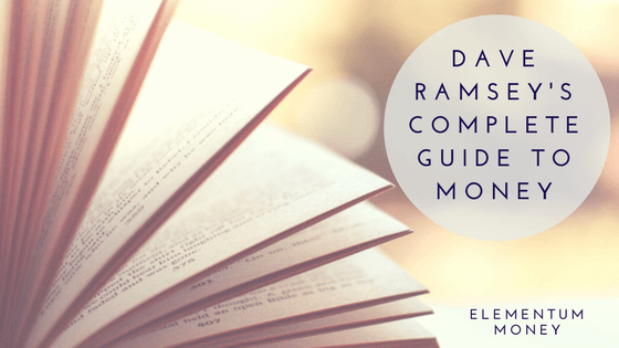 Book Club – Dave Ramsey's Complete Guide to Money