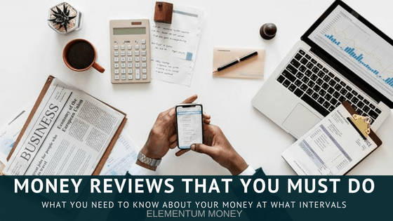 Important Money Reviews That You Must Do