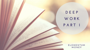 Book Club - Deep Work 1