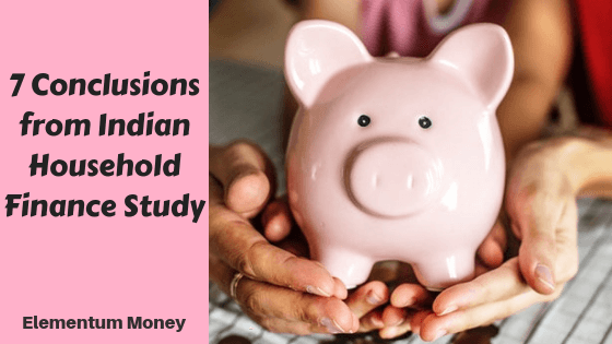 7 Conclusions from the Indian Household Finance Study