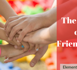 The Role of Friendship in Our Lives