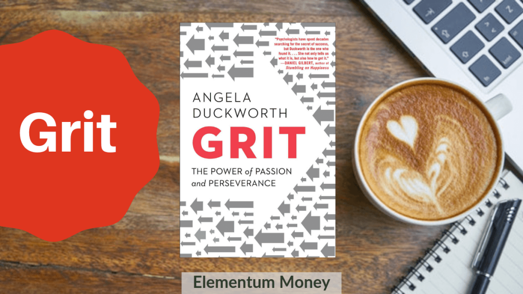 Grit – Angela Duckworth