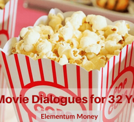 32 Movie Dialogues for 32 Years