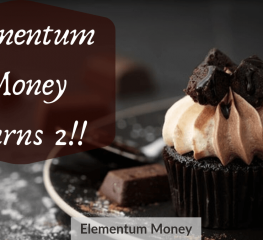 Elementum Money Turns 2!