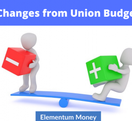 5 Key Changes from Union Budget 2020