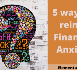 5 Ways to Rein in Financial Anxiety